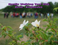 Nordic Walking Tour Brno Klajdovka 2015_01 | NW Tour 2015