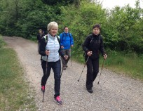 Nordic Walking Tour Brno Klajdovka 2015_17 | NW Tour 2015