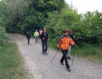 Nordic Walking Tour Brno Klajdovka 2015_18 | NW Tour 2015