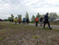 Nordic Walking Tour Brno Klajdovka 2015_21 | NW Tour 2015