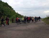 Nordic Walking Tour Brno Klajdovka 2015_25 | NW Tour 2015