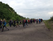 Nordic Walking Tour Brno Klajdovka 2015_26 | NW Tour 2015