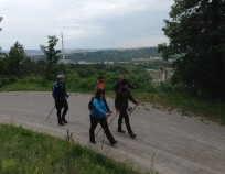 Nordic Walking Tour Brno Klajdovka 2015_27 | NW Tour 2015