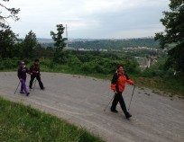 Nordic Walking Tour Brno Klajdovka 2015_28 | NW Tour 2015