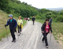 Nordic Walking Tour Brno Klajdovka 2015_30 | NW Tour 2015