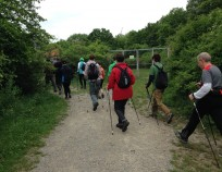 Nordic Walking Tour Brno Klajdovka 2015_37 | NW Tour 2015