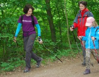 Nordic Walking Tour Brno Klajdovka 2015_56 | NW Tour 2015