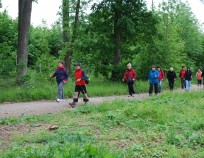 Nordic Walking Tour Brno Klajdovka 2015_57 | NW Tour 2015