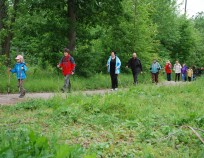 Nordic Walking Tour Brno Klajdovka 2015_58 | NW Tour 2015