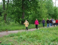 Nordic Walking Tour Brno Klajdovka 2015_59 | NW Tour 2015