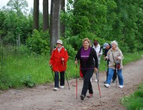 Nordic Walking Tour Brno Klajdovka 2015_60 | NW Tour 2015