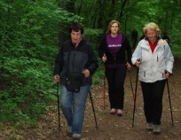 Nordic Walking Tour Brno Klajdovka 2015_61 | NW Tour 2015