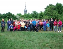 Nordic Walking Tour Brno Klajdovka 2015_63 | NW Tour 2015